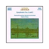 Ireland NSO/Penny - Arnold/Symphony 1 & 2 (Music CD)
