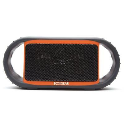 Grace Digital Audio Gdiegbt500 Ecoxbt Gdi-egbt500 - Speaker - For Portable Use - Wireless - 6 Watt (total) - Orange