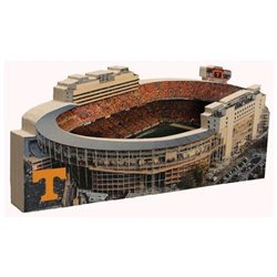 Tennessee Volunteers - Neyland Stadium Replica w - Display Case