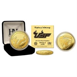 NCAA Gold Coin - University of South Florida