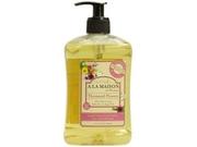 A La Maison 640466 French Liquid Soap Thousand Flowers 8.8 Fl Oz