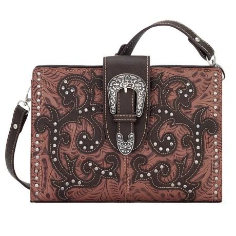 Bandana By American West Laramie Shoulder Bag/clutch (for Women)