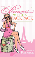Princess With A Backpack