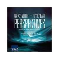 Perspectives: Pärt, Lutoslawski, Kurtag, Webern, Hogberg (Music CD)