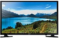 Samsung J4000 Series Un32j4000cf 32-inch Led Tv - 720p (hd) - Motion Rate 60 - Hdmi, Usb - Black