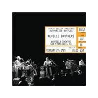 Neville Brothers (The) - Authorized Bootleg (Warfield Theatre, San Francisco 27/02/1989) (Music CD)