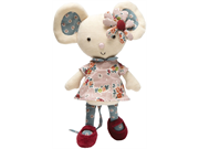 Jellycat Gorgeous Girly Mouse