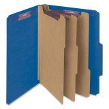 Smead Straight-Line Top Tab Classification Folder