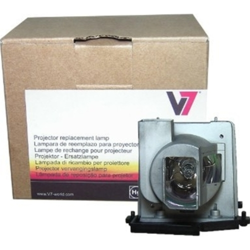 V7 Vpl1576-1n 230 Watts Replacement Projector Lamp For Bl-fp230c Fits Optoma Dx205, Dx625, Tx800