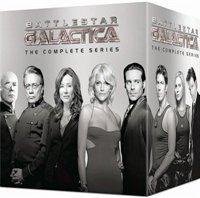 Battlestar Galactica (new Ser) Comp Seri