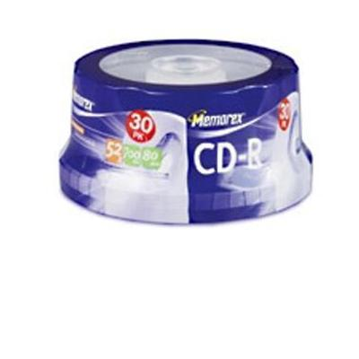 CD-R x 30 - 700 MB - storage media