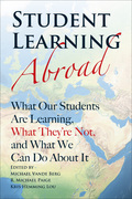 A central purpose of this book is to question the claims commonly made about the educational benefits of study abroad