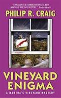 Vineyard Enigma: A Martha's Vineyard Mystery