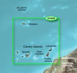 Garmin 010-c0750-20 Garmin Bluechart G2 - Haf450s - Madeira & Canary I