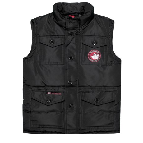Bubble Vest - Insulated (for Big Boys)