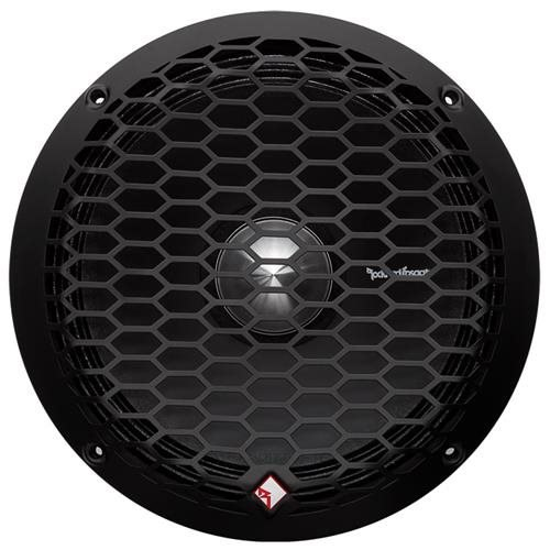 Rockford Fosgate Punch Pro PPS4-8 Midrange - 125 W RMS - 250 W PMPO - 1 Pack - 90 Hz to 5 kHz - 4 Ohm - 95 dB Sensitivity - Automobile