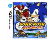 Sonic Rush Adventure Nintendo DS Game SEGA