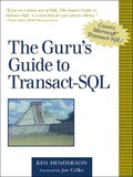 Since its introduction over a decade ago, the Microsoft SQL Server query language, Transact-SQL, has become increasingly popular and more powerful