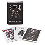 Bicycle Guardians Poker Size Standard Index Playing Cards
