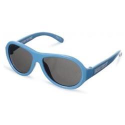 Babiators Unisex-Baby Infant Beach Junior Sunglasses, Blue, Small