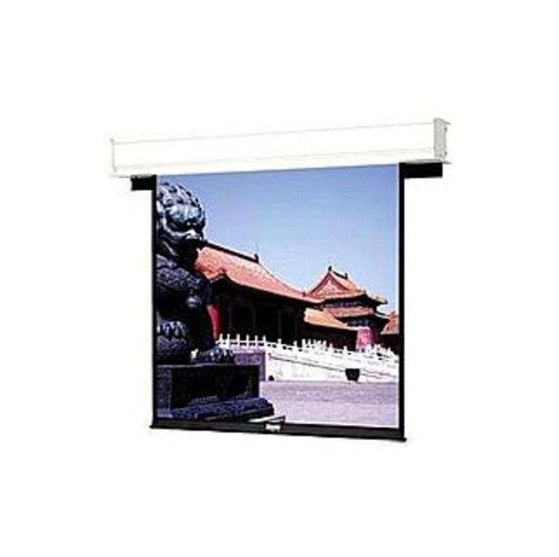 "Da-lite Tensioned Advantage Deluxe Electrol Projection Screen - 65"" X 116"" - Da-mat - 133"" Diagonal"