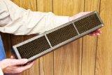 STEELCAT Honeycomb Catalytic Combustor (CS-453) for FIREPLACE XTRORDINAIR models FPX36 Elite, FPX44 Elite, by Travis Industries. Measures 3.6