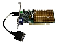 Jaton Video-338pci-dx Nvidia Geforce 6200 128 Mb 64-bit Ddr Pci Low Profile Video Card