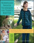 Norwegian sweater construction is demystified in this one-of-a-kind, workshop-based bookOften considered intimidating and complex, Norwegian sweater construction is simplified in this one-of-a-kind, step-by-step book