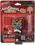 Swappz 628430123191 Power Rangers   Blue Ranger Gaming Figure is revolutionary, interactive gaming platform that combines mobile gaming with ground breaking technology and collectability