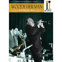 Woody Herman: Live In 64 (Including Lonesome Old Town/ After Youve Gone/ Sister Sadie) (DVD) (1964)