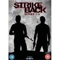Strike Back: Series 1-4