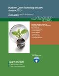Plunkett's Green Technology Industry Almanac 2015: Green Technology Industry Market Research, Statistics, Trends & Leading Companies