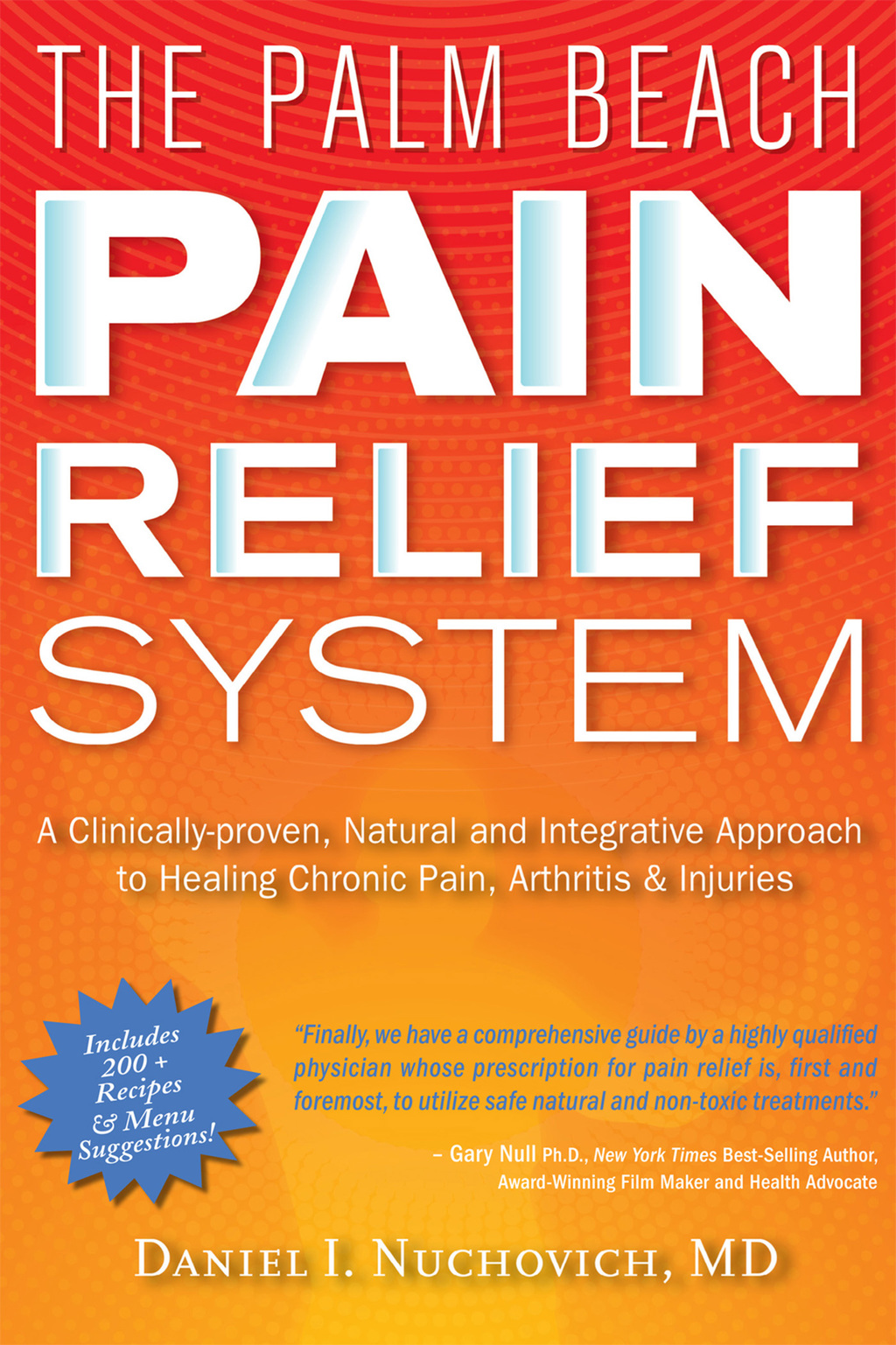Palm Beach Pain Relief System (ebook)