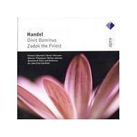 George Frideric Handel - Dixit Dominus (Gardiner, Monteverdi Choir) (Music CD)