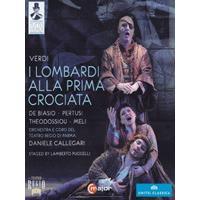 Verdi: I Lombardi alla Prima Crociata (Music CD)