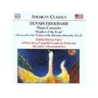 Eberhard: Piano Concerto, 'Shadow of the Swan'; Prometheus Wept