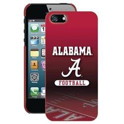 COVEROO 590-6694-RD-FBC iPhone(R) 5/5s Case (University of Alabama(R) Football)
