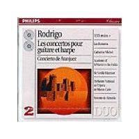 Rodrigo - Complete Con For Guitar And Harp (Romeros, Marriner) (Music CD)