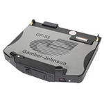 """""""Gamber Johnson 7160-0393-04-P Brand New Includes 3 Year Warranty, The Gamber Johnson 7160-0393-04-P is a vehicle dock that comes with no RF, internal power and standard lock"""