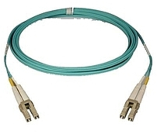 Tripp Lite N820-02m 6.6 Feet Network Cable - 10 Gb Ethernet - Fiber Optic Duplex - 50/125 Micron - 2 X Lc Multi-mode, Male/male - Blue