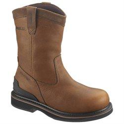 Mens Wolverine Triad DuraShocks Work Boots Beige Medium (D, M) W02313