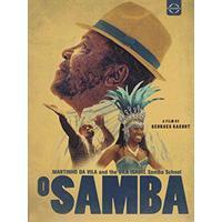 Gachot: O Samba (Documentary) (Martinho da Vila, Vila Isabel Samba School) (DVD) (2014)