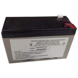 Altronix AL400ULPD4 12V, 9Ah Lead Acid Battery