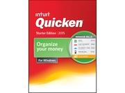 Intuit  Quicken Starter Edition 2015