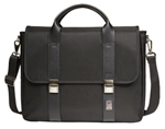 Travelpro Executive Choice Messengerbrief 15.6inch Black Executive Cho