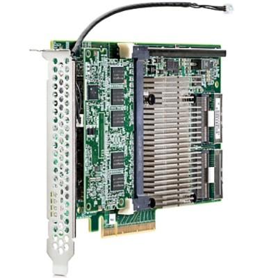 Hewlett Packard Enterprise 726897-b21 Smart Array P840/4gb With Fbwc - Storage Controller (raid) - 16 Channel - Sata 6gb/s / Sas 12gb/s - 12 Gbit/s - Raid 0  1