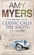 Car detective Jack Colby has a new case, but soon suspects much more is at stake