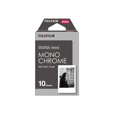 Fujifilm 16531960 Instax Mini Monochrome Film    Accspack