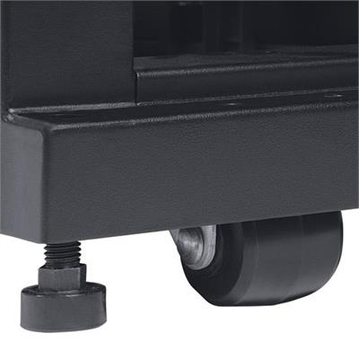 Tripplite Srcaster Rack Enclosure Cabinet Mobile Rolling Caster Kit
