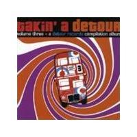 Various Artists - Takin A Detour Vol 3 (Music Cd)